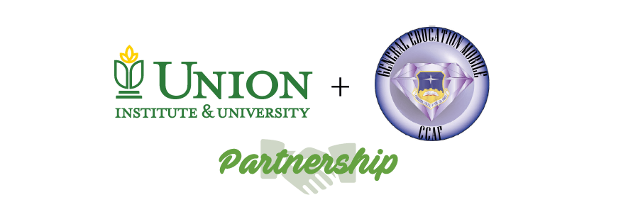 Graphic of Union Institute and University Partnership with General Education Mobile (GEM)