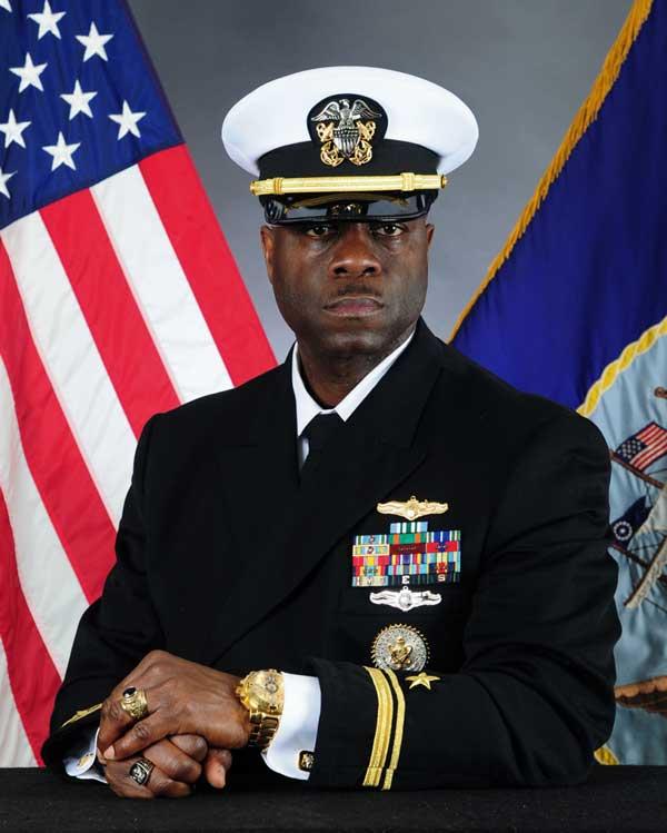 Lieutenant Jr Grade Patrick Thompson