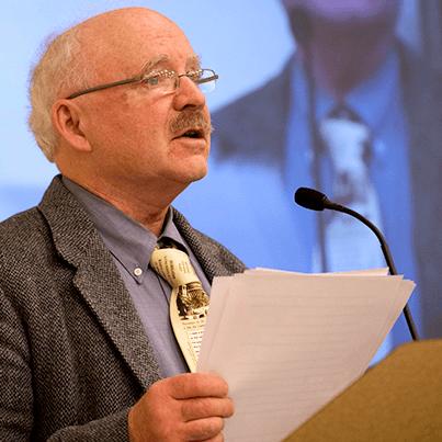 Photo of Stewart Burns