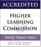 Higher Learning Commission Accredited Status
