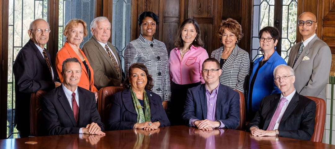 Photo of Board of Trustees