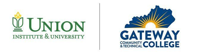 union institute logo and gateway college logo