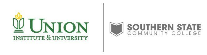 union institute and university and south state logos