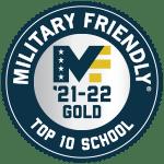 Military Friendly - Top 10 School
